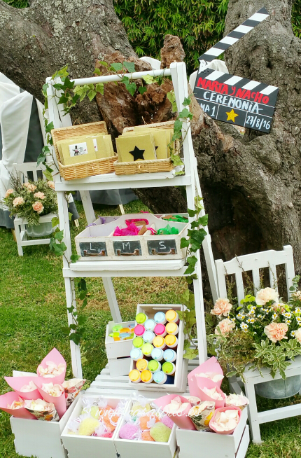 #catalpas #ceremonia #decoracionbodas