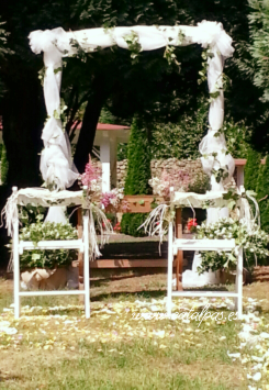 #decoraciónbodas #boda de #catalpas
