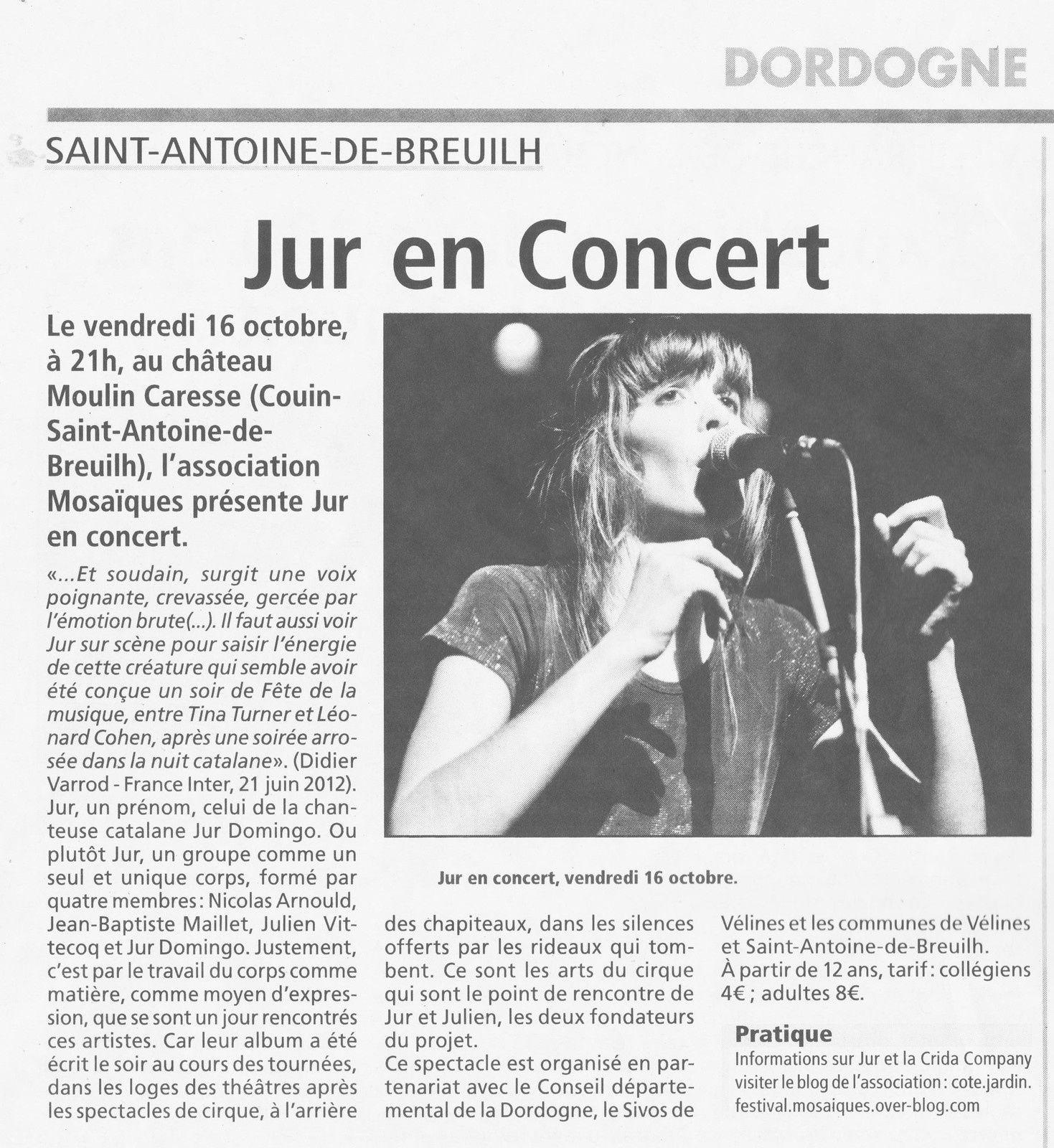 Le Résistant du 15.10.2015 Monique Devezis