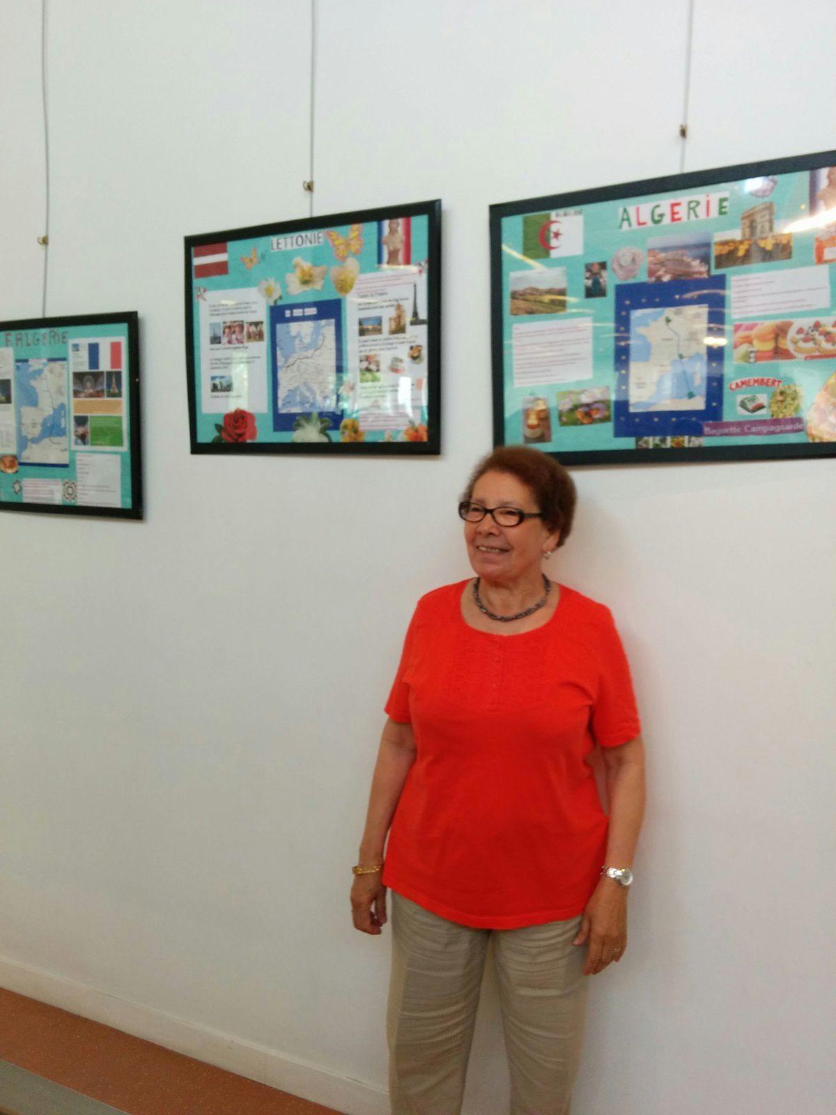 Une exposition pendant tout l'été