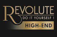 Test - Eliquide - DIY - Gamme Gourmande, Boisson, Tabac de chez Revolute High End