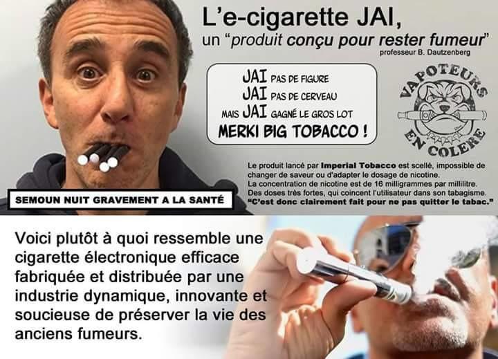 Elie Semoun acheté par le tabac