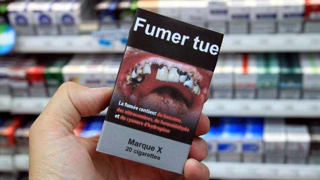 La justice européenne valide les mesures antitabac pour 2016