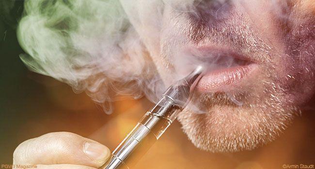 Le vapoteur ne devient pas fumeur