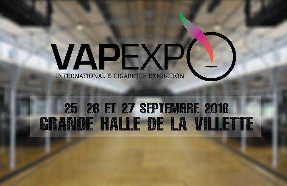 Vidéos - Vapexpo 2016 - La vape au cinéma et dans les médias