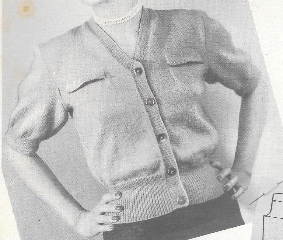 tricot : le gilet sans manches laine fine