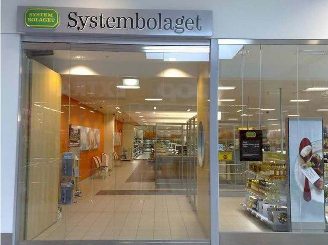 Un Systembolaget
