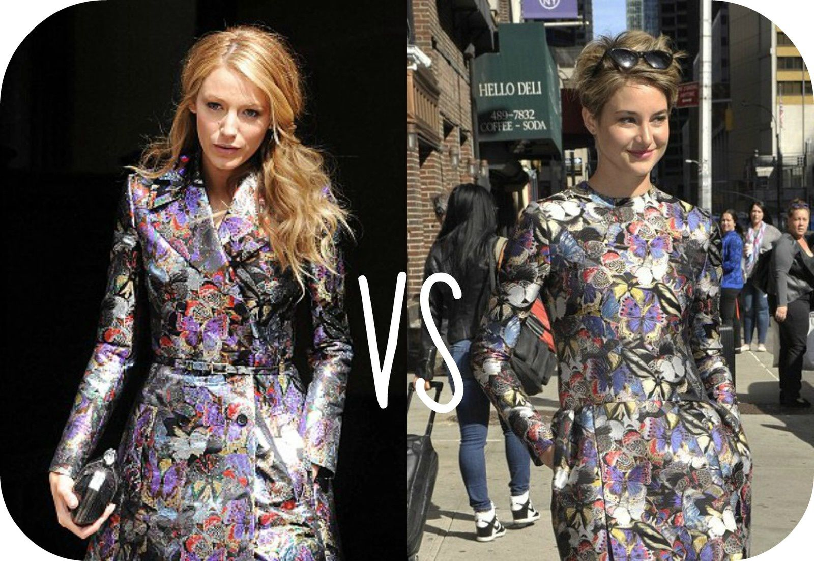 Battle De Look: Blake Lively VS Shailene Woodley