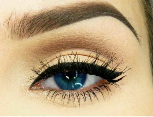 ~ Réussir son trait d'eye liner ~
