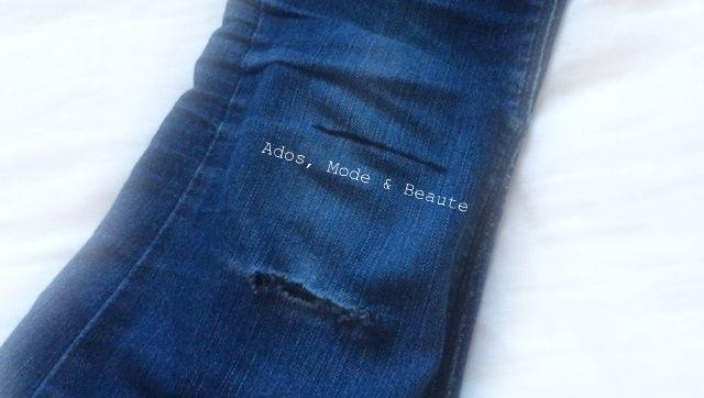 Ripped Jean | DIY