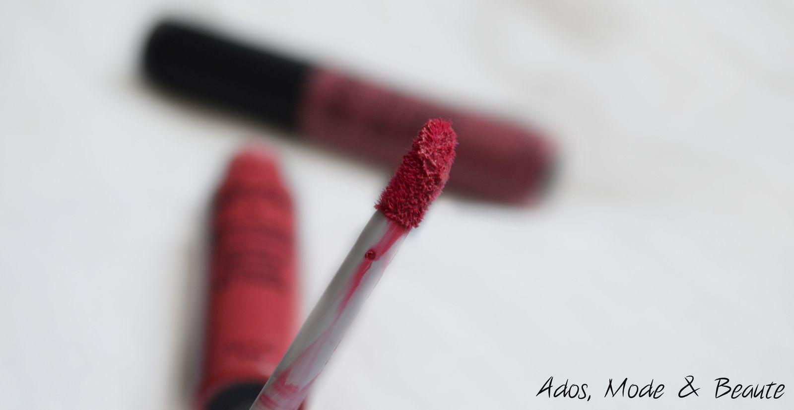 Soft Matte Lip Cream | Crash Test