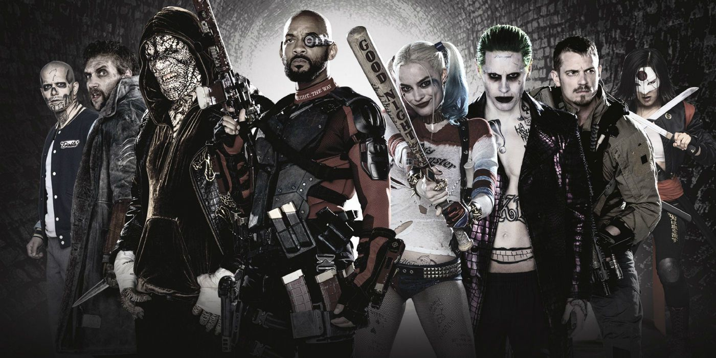 Suicide Squad!   Avis