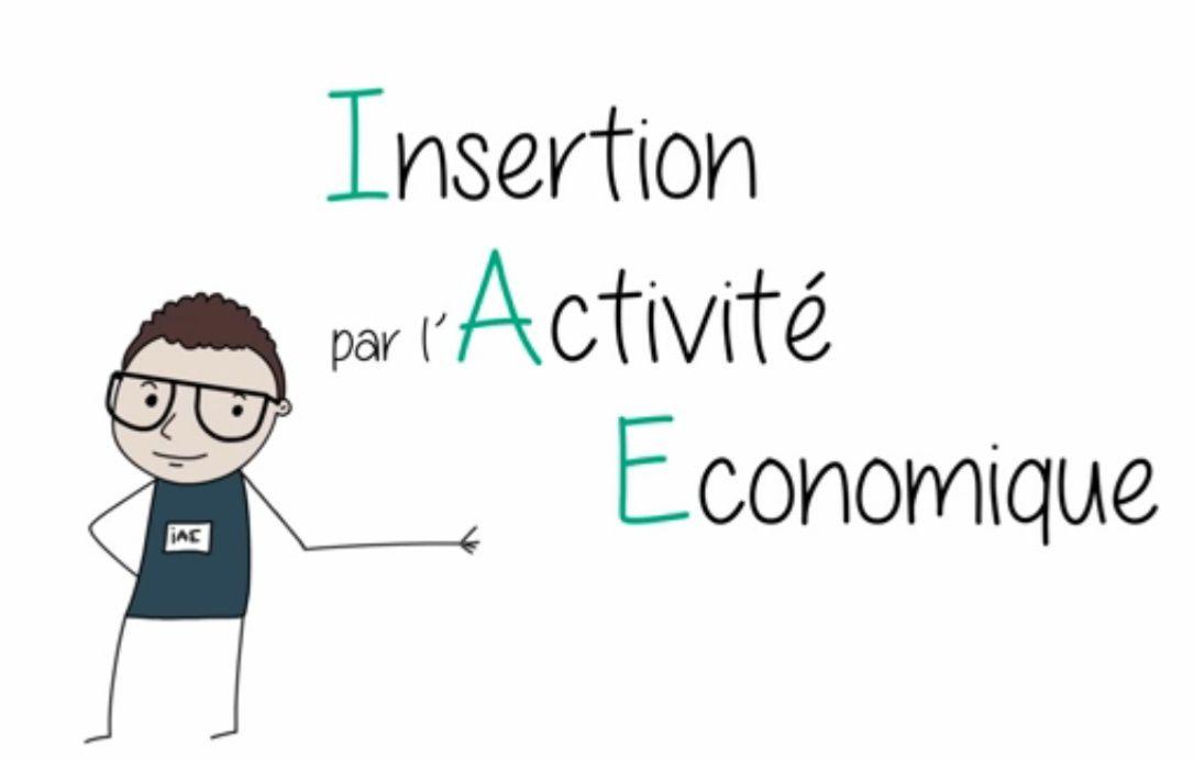 L'Insertion par l'Activité Economique en 2 minutes