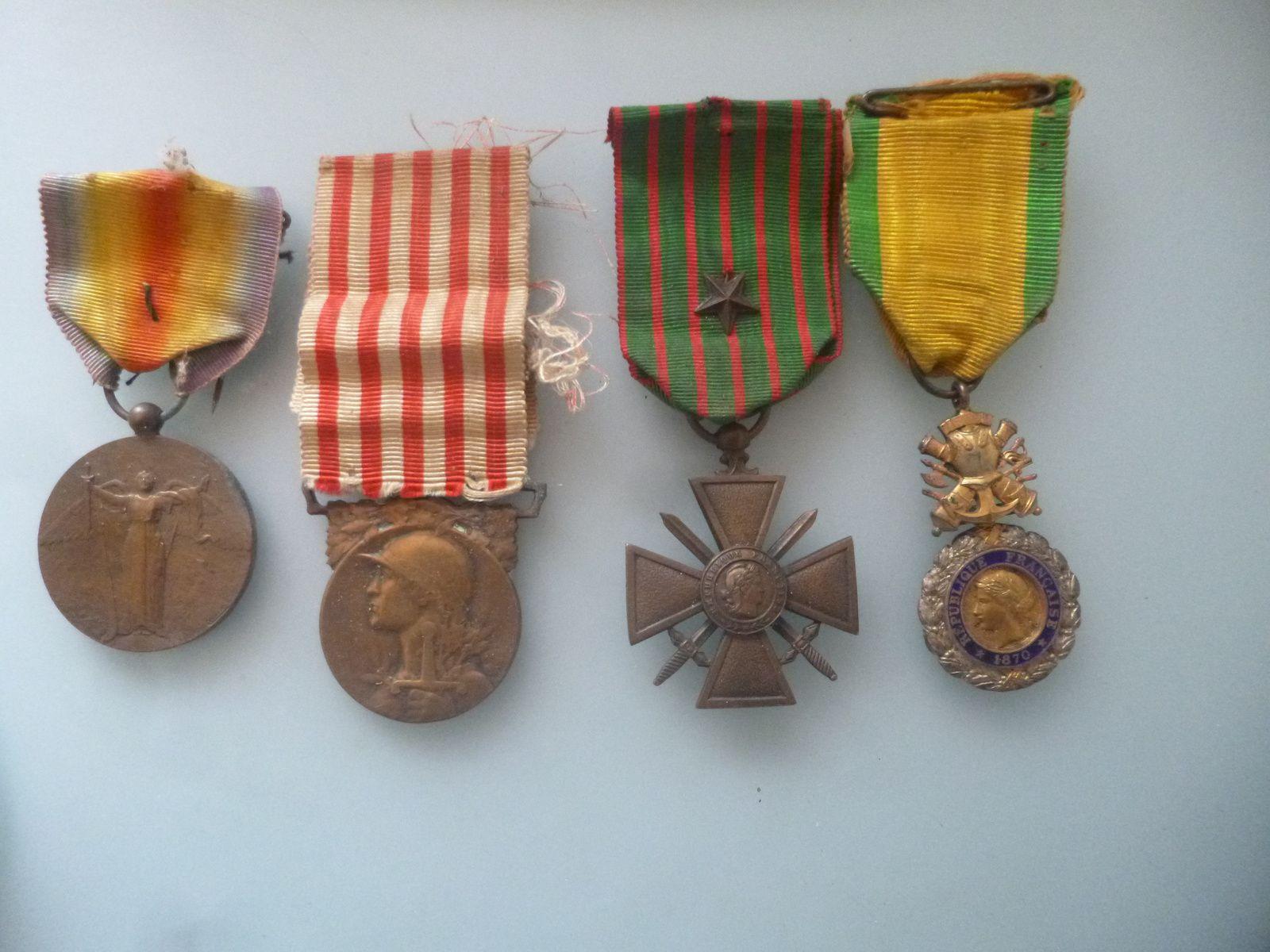 decorations militaire francaise 14 18 le blog de