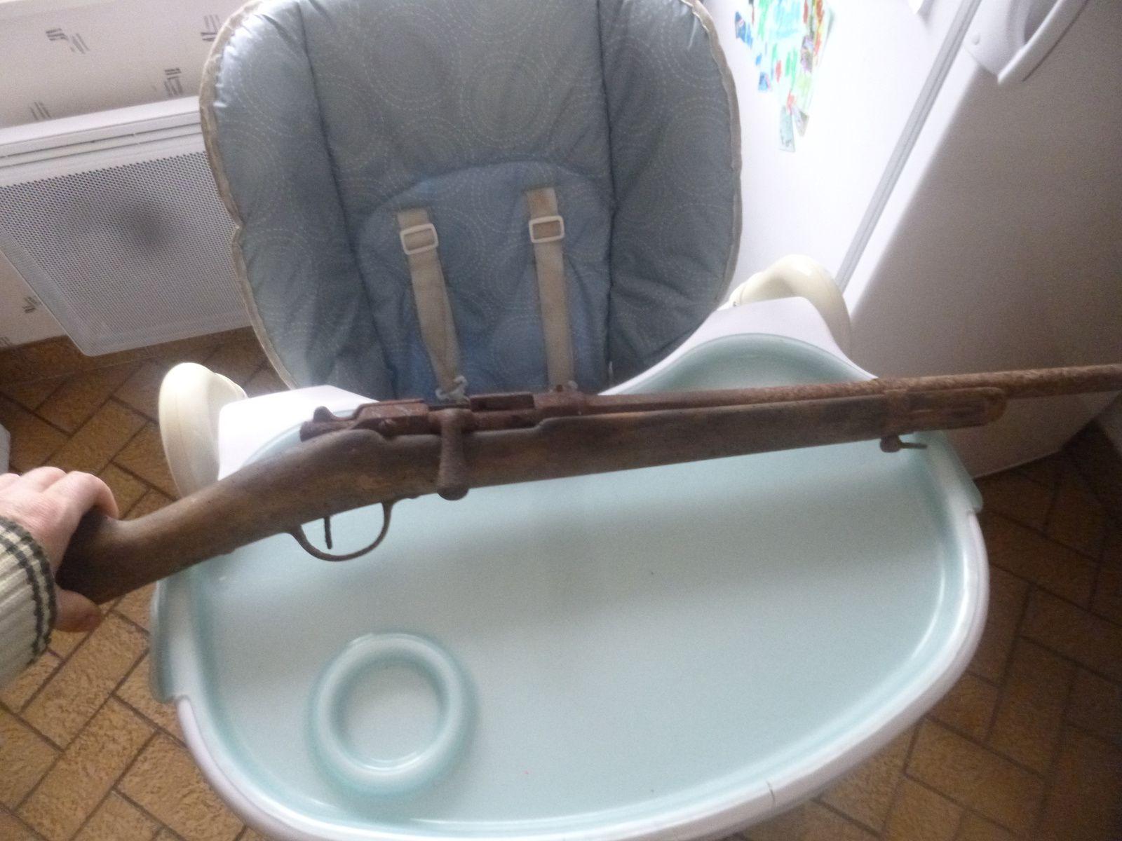 fusil de cavalerie gras modèle 1874