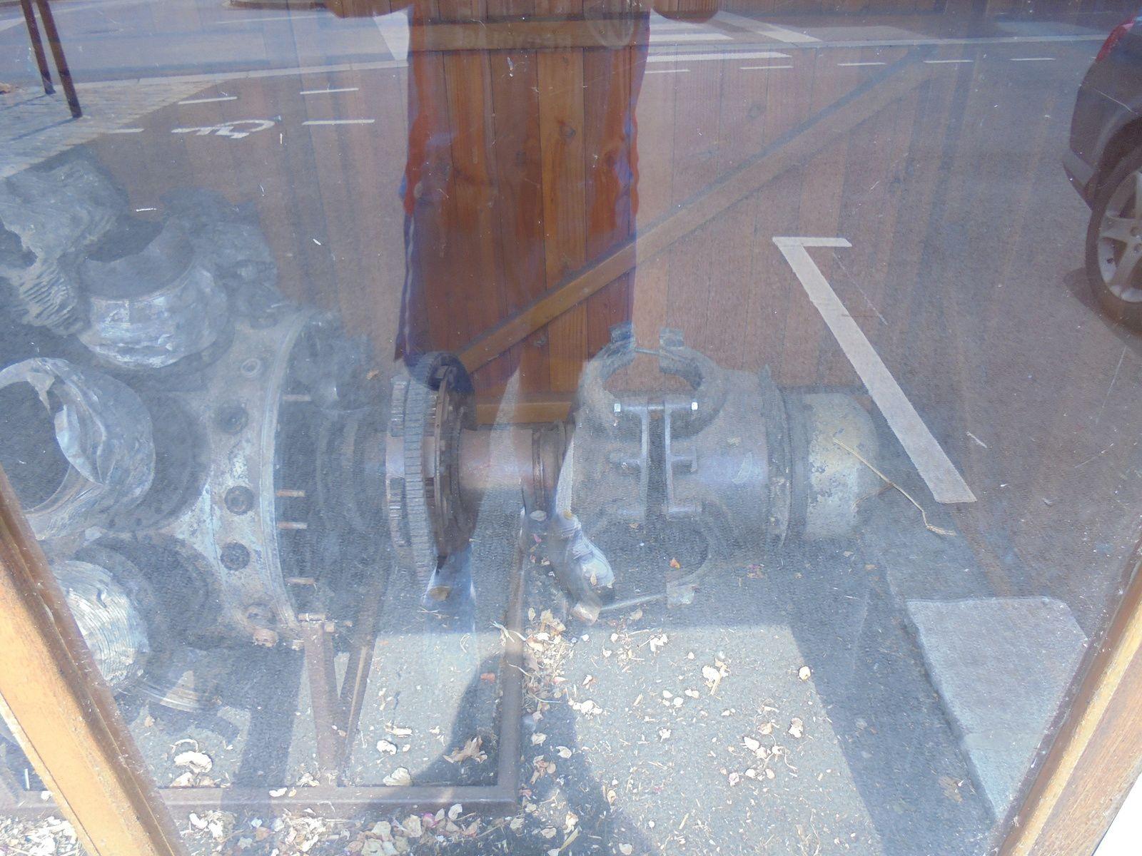 moteur de p47 a berniere le patry 14
