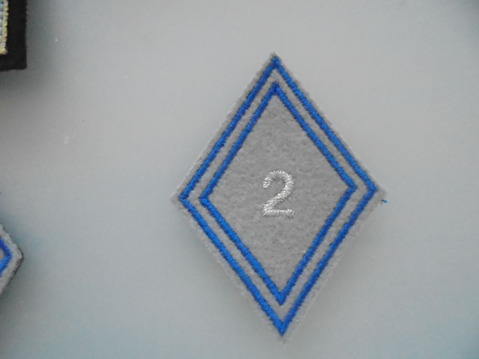 insigne apres guerre francais
