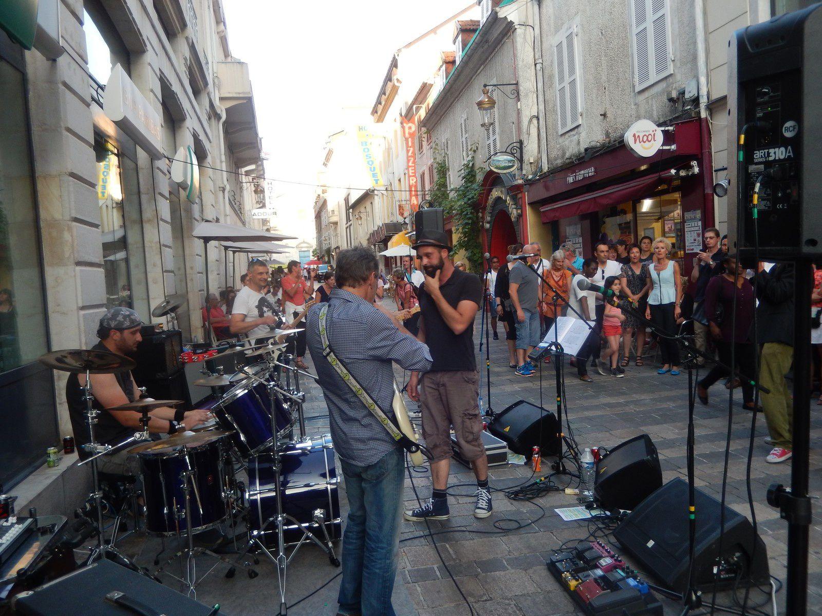 a Fête de la musique 2015