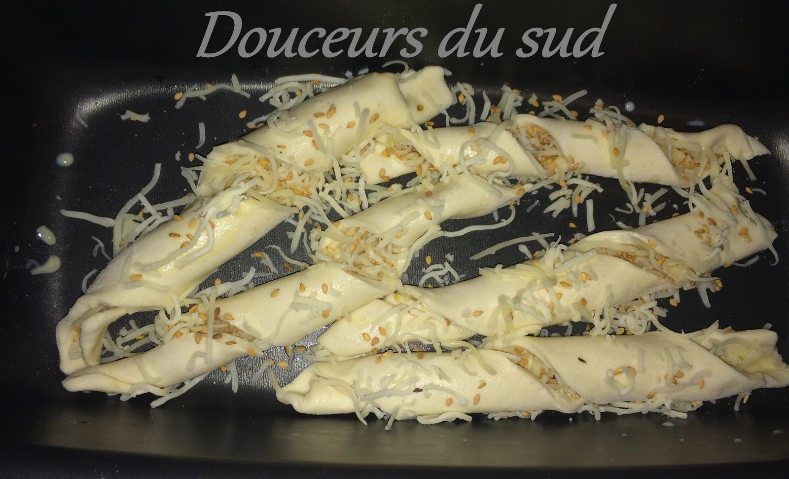Friands au fromage