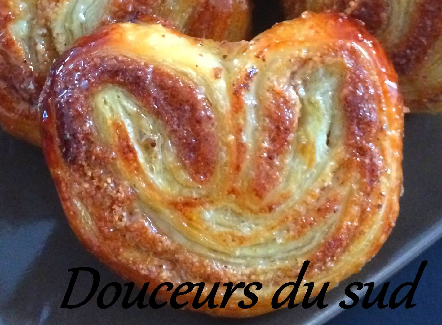 Palmiers Gourmands