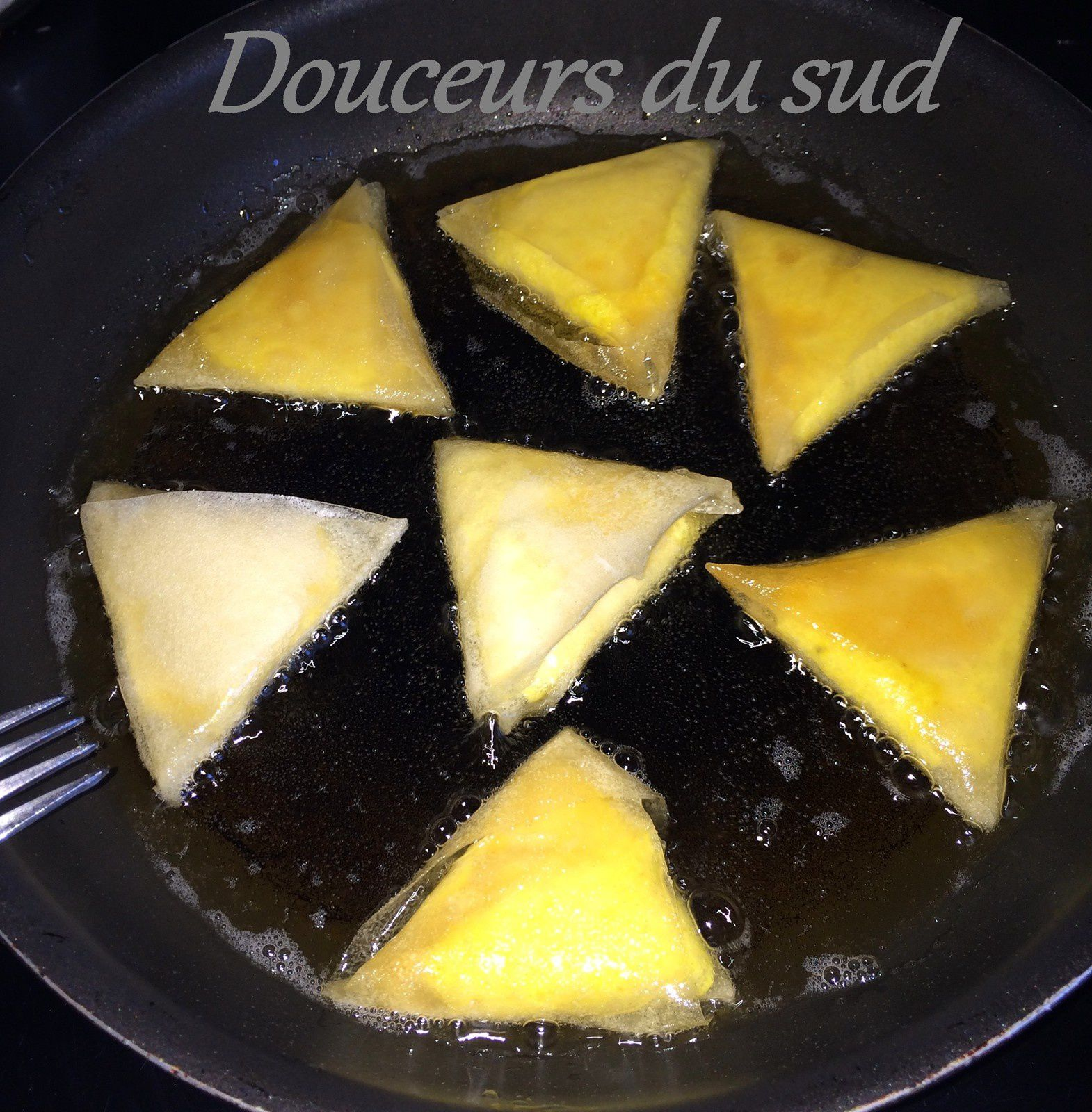 Brick fromage-curry/miel
