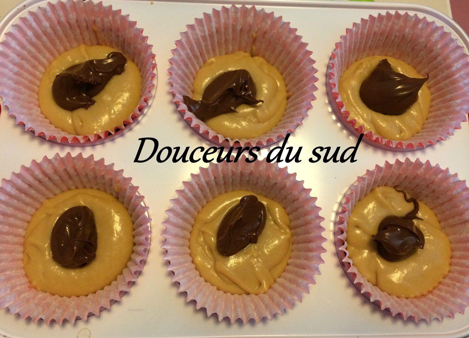 Cupcakes Cappuccino Gourmands