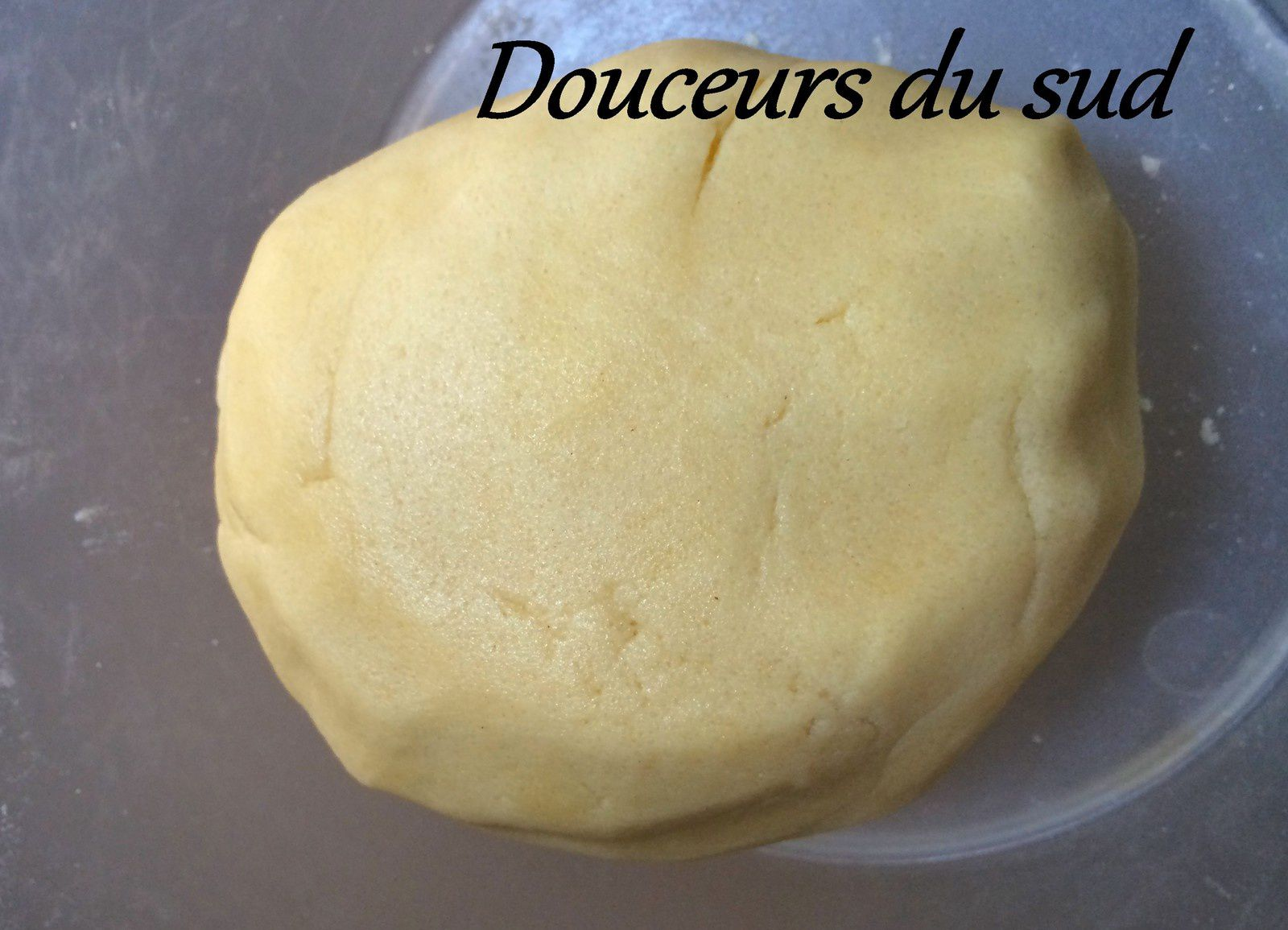 Shortbread citron