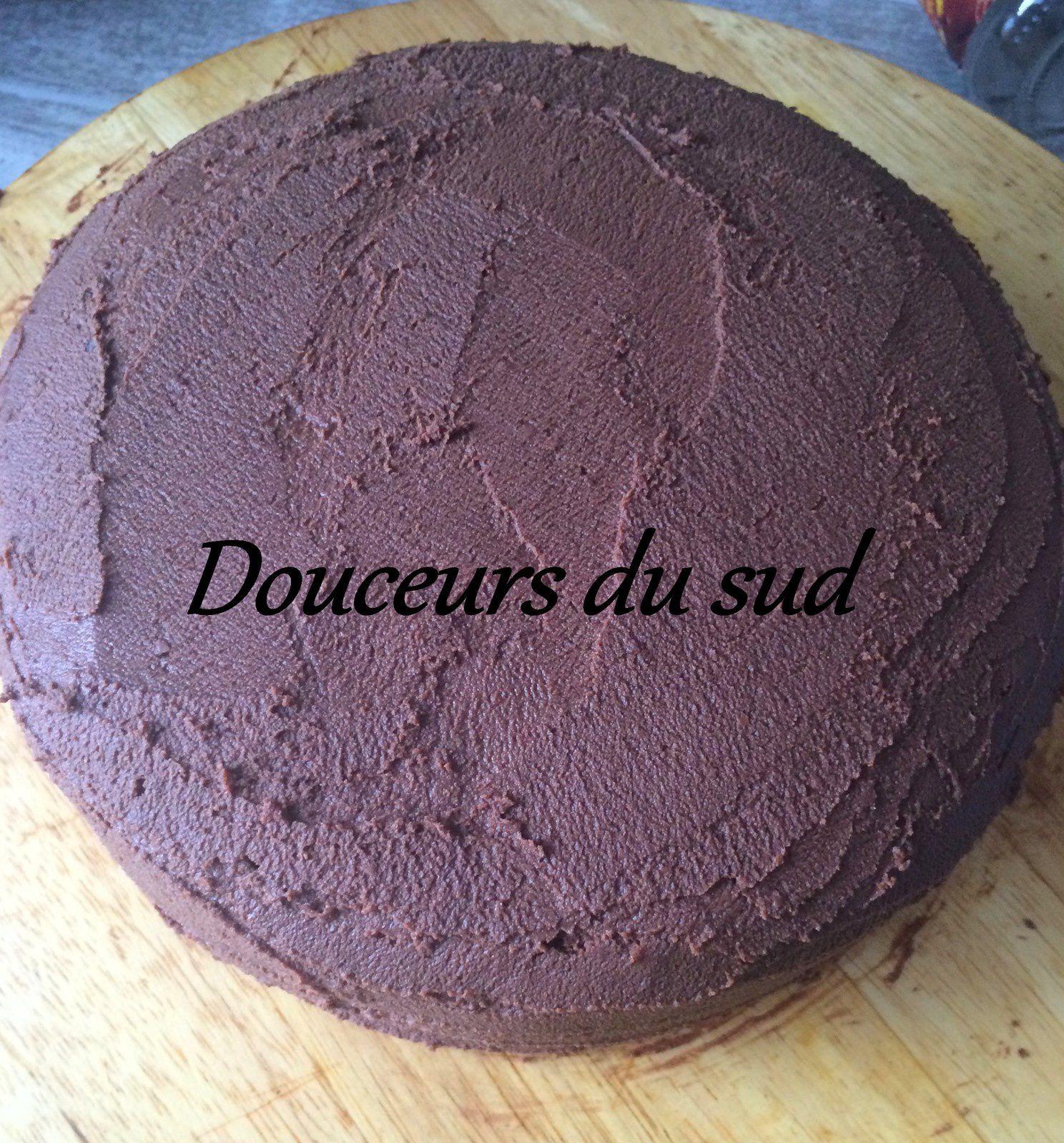 Rose Cake Raffello@/ chocolat au lait