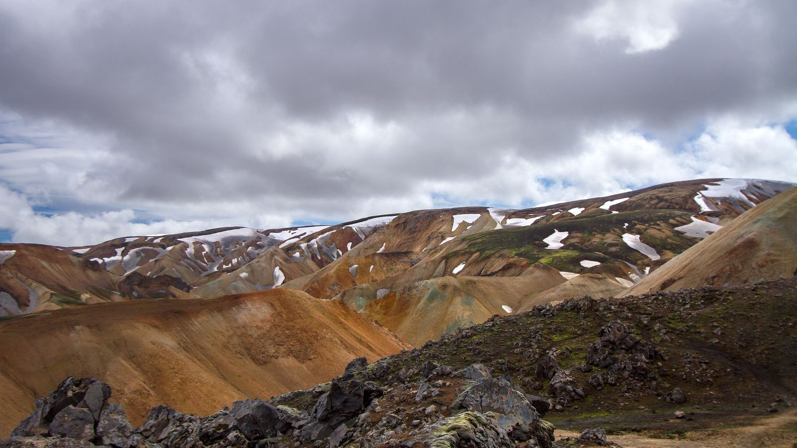 Islande-J2: Gulfoss- Landmannalaugar- Hella