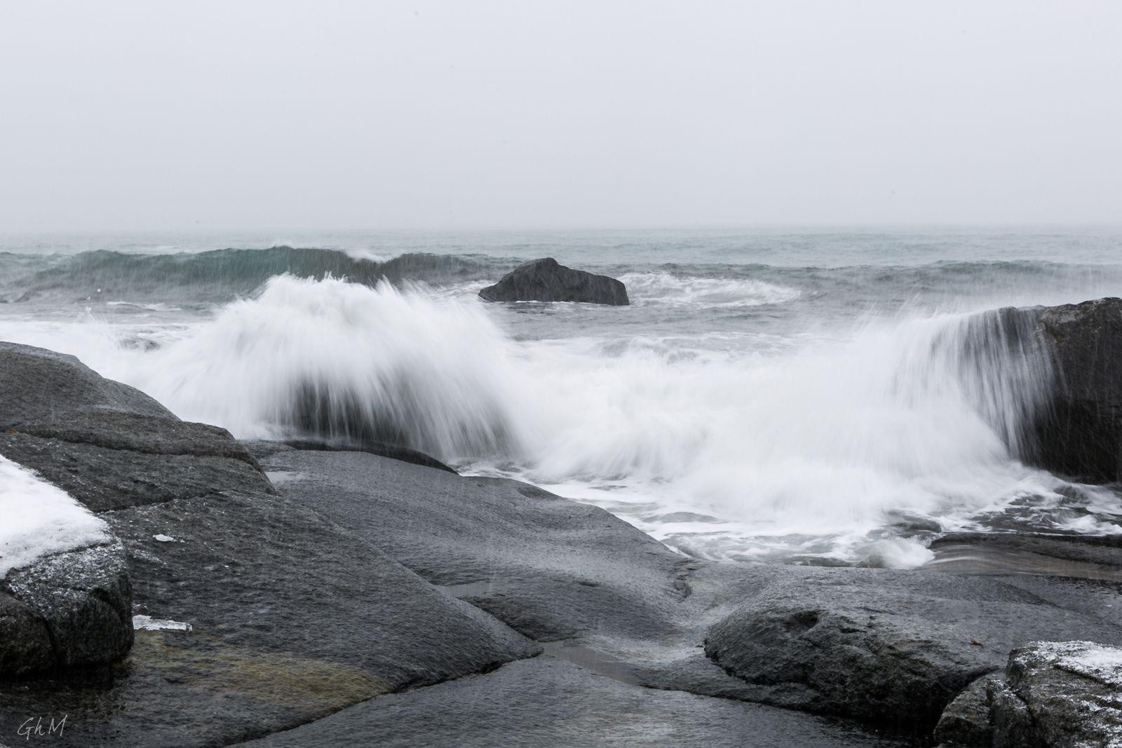 Les îles Lofoten et ses plages- Part 1/5