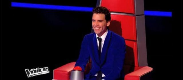 source: http://www.leparisien.fr     Mika the voice