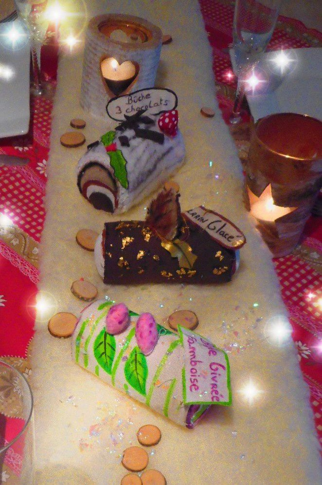 Decoration de noel gourmandise - Deco table gourmandise ...