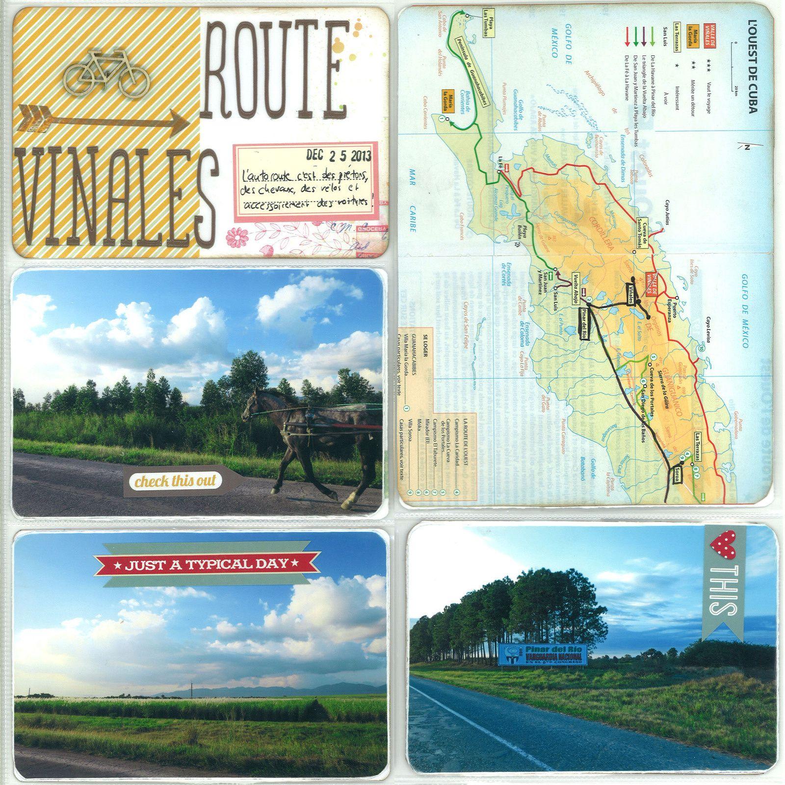 Mercredi 25 décembre... en route pour Viñales...