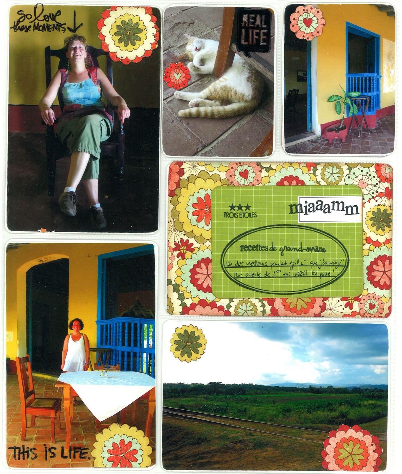 Album Cuba... ça continue...