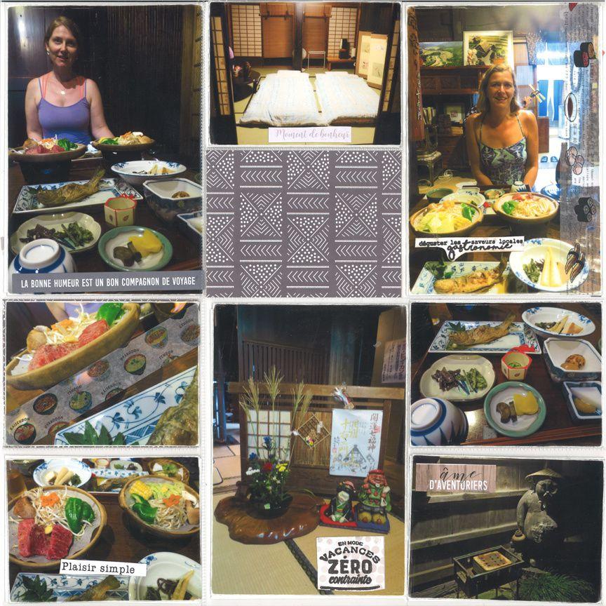 16 août - Shirakawa-Go