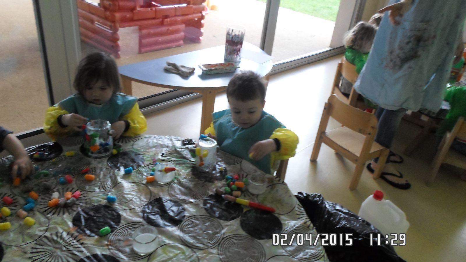 Atelier PlayMaïs