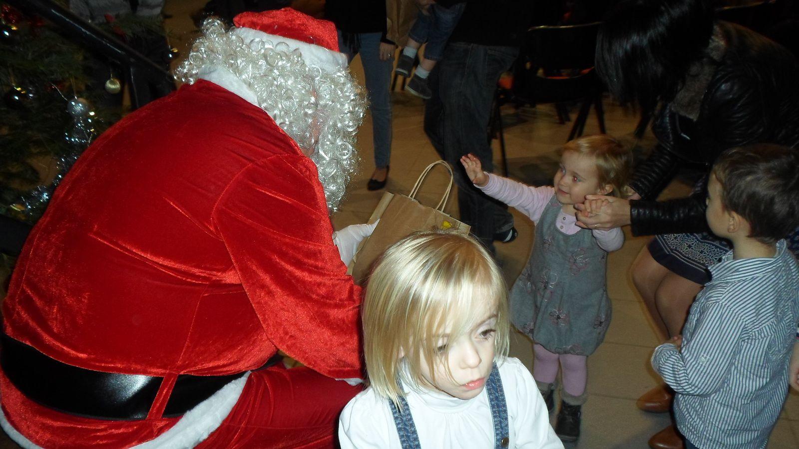Noël chez les petits moussaillons