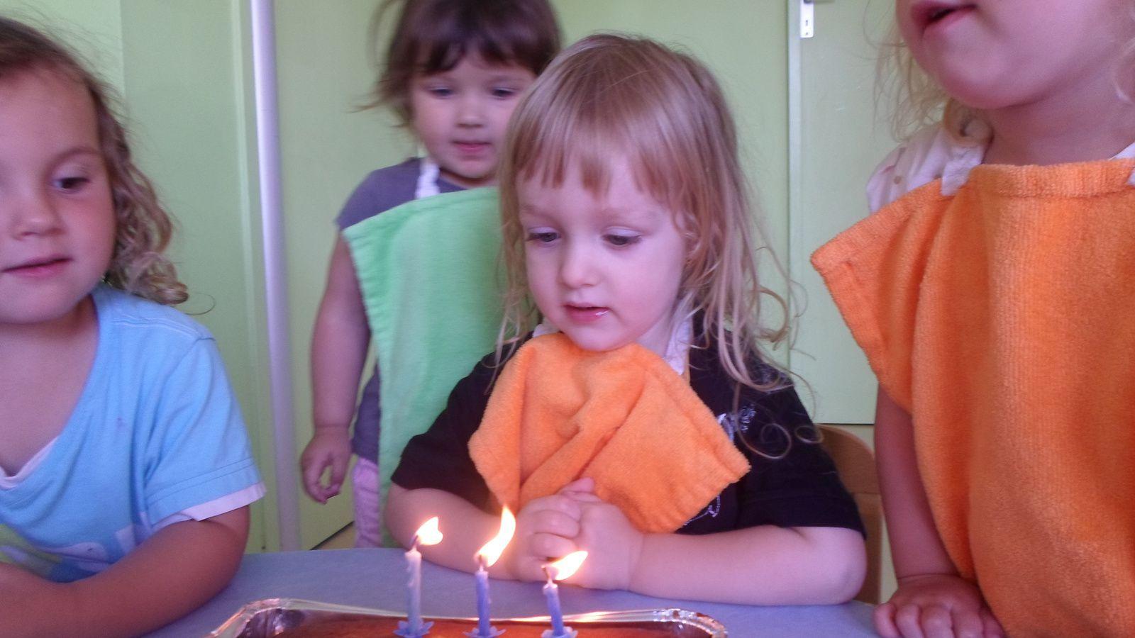 Les 3 ans d'Alexis