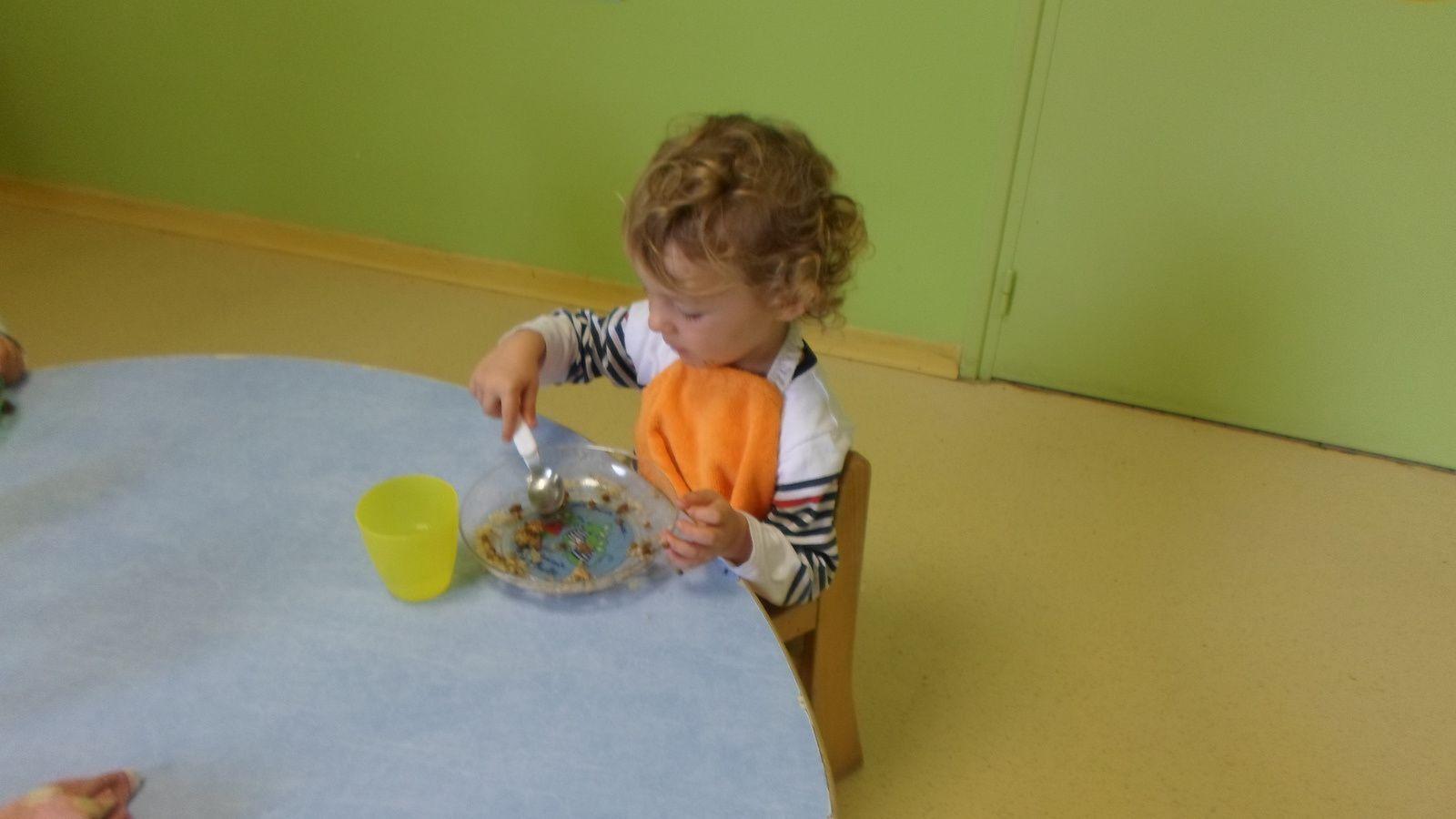 Activité extérieure et déjeuner du 29 septembre