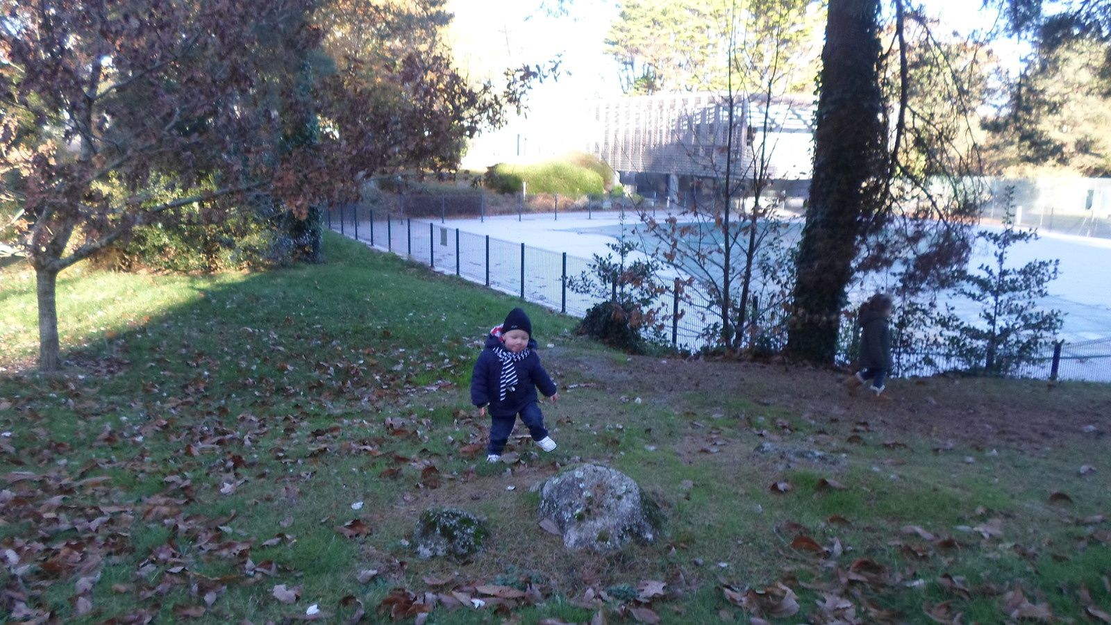 Promenade à la Pinède