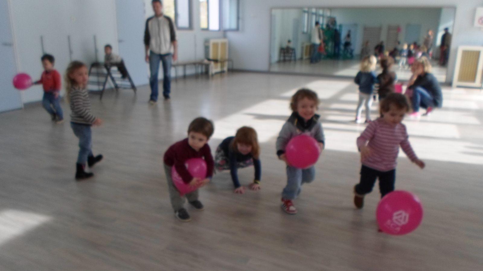 Visite de l'école René Daniel