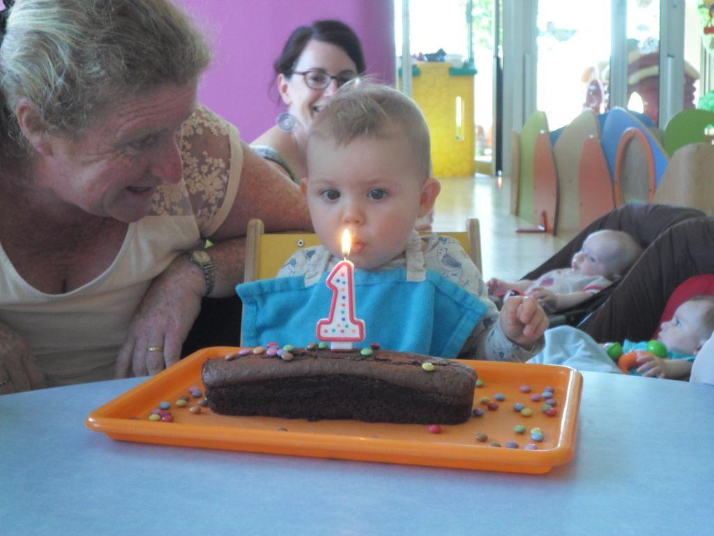 1er anniversaire !