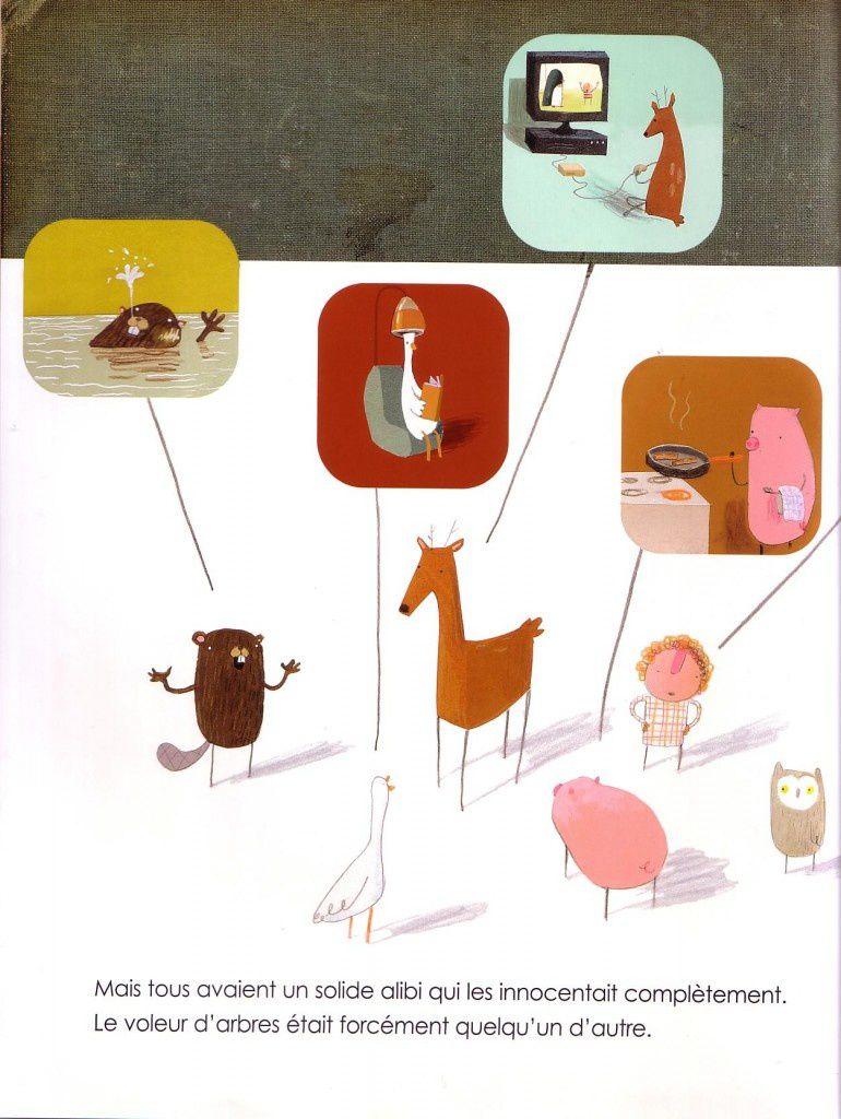 Le filou de la forêt / Oliver Jeffers .- Kaléïdoscope (2009)