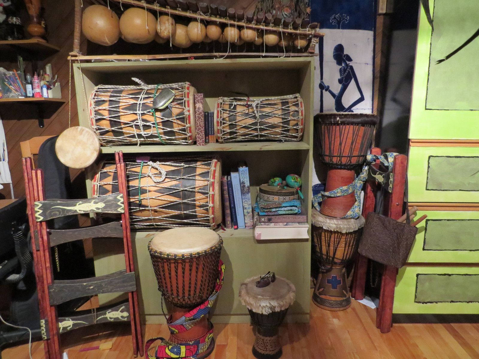 Mes percussions ...1