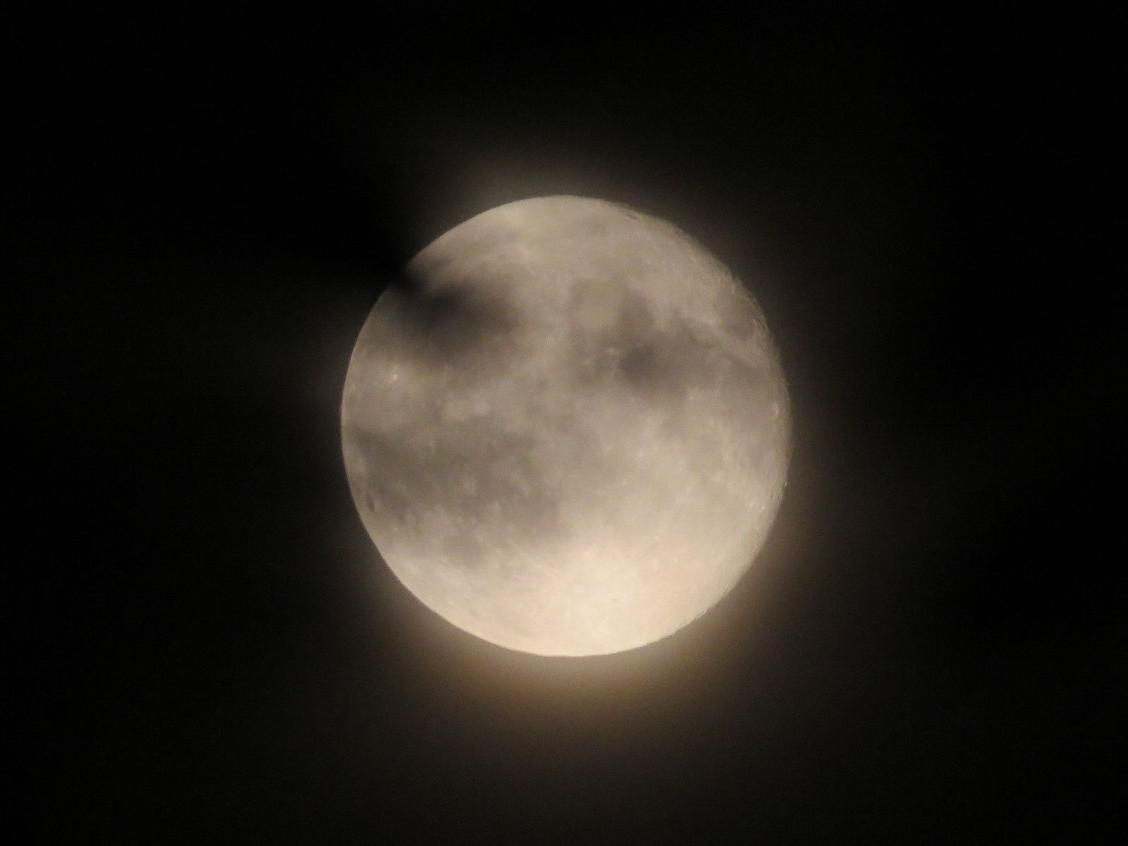 La lune ce soir !