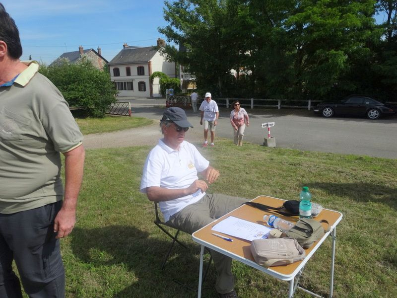 Rallye du SOLEIL 22 JUIN 2014