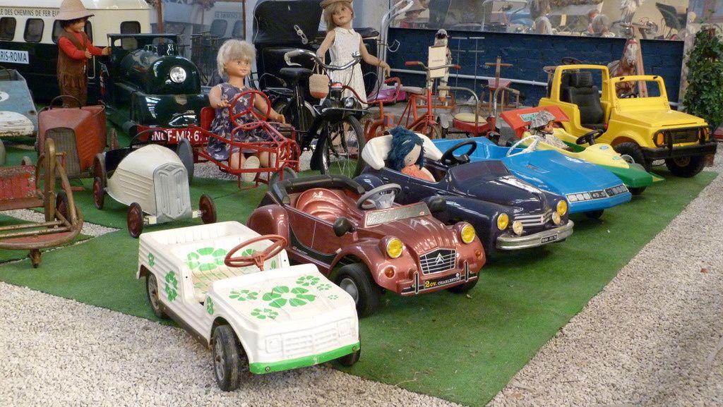 Quelques unes de nos belles autos...