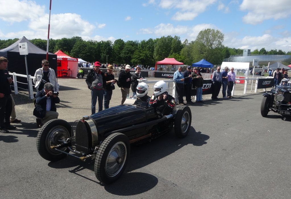 Vintage Revival Montlhéry 8-9 mai 2015