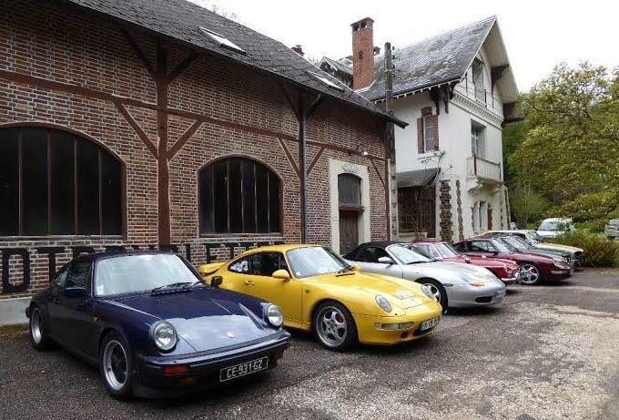 "7e Rallye des Tours ""la Puisaye"" 30 avril/1er mai 2016"