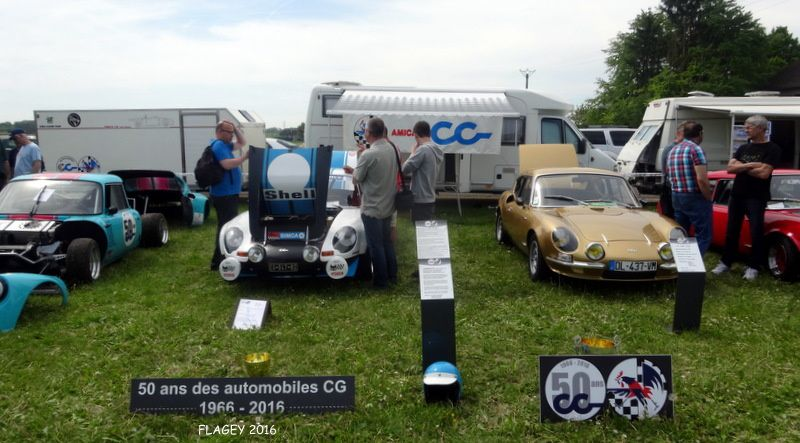 Expo/Conférence Simca Racing Team 30 octobre 2016
